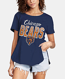Authentic NFL Apparel Women's Chicago Bears Short Sleeve T-Shirt