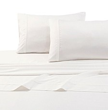 Egyptian Cotton Sateen 500 Thread Count Extra Deep Pocket 4-Piece Queen Sheet Set