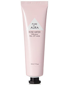 Pure Aura Rose Water Peel-Off Mask, 1-oz.