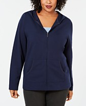 6b906c23eb4 Karen Scott Women s Plus Size Jackets - Macy s