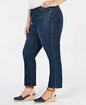 86893ecc Style & Co Plus Size Boyfriend Jeans, Created for Macy's