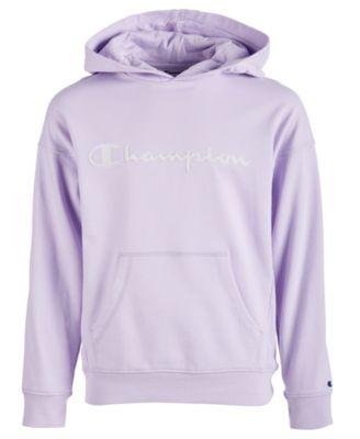lavender champion hoodie