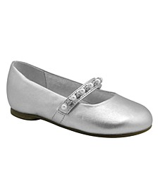 Girls Nataly-T Fashion Ballet Flat