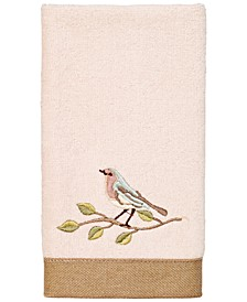 Bird Choir II Fingertip Towel