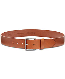 Hugo Boss Men's Jeeko Leather Belt