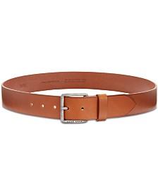 Hugo Boss Men's Jeeko Leather Belt