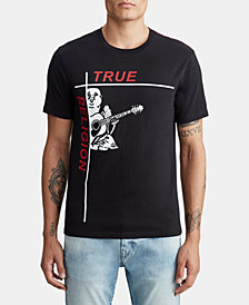 True Religion Men's Cross Graphic T-Shirt