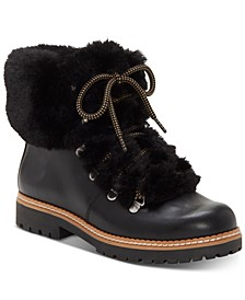 INC Women's Pravale Cold-Weather Boots, Created for Macy's