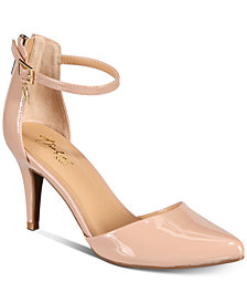 Thalia Sodi Vanesssa Pointed-Toe Pumps, Created for Macy's