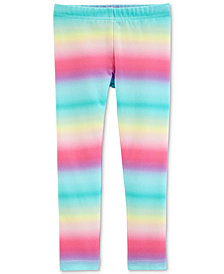 Carter's Toddler Girls Rainbow Leggings