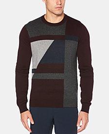 Perry Ellis Men's Colorblocked Sweater