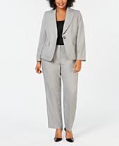 7e58d044133 Plus Size Pant Suits  Shop Plus Size Pant Suits - Macy s