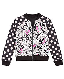 Disney Little Girls Minnie Mouse Jacket