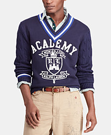 Polo Ralph Lauren Men's Cricket Sweater