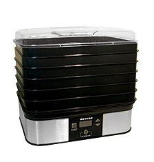 6-Tray Digital Dehydrator