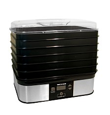 Weston 6-Tray Digital Dehydrator