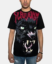 Sean John Men's Panther Graphic T-Shirt