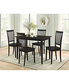 Henry Casual Five-Piece Dinette Set