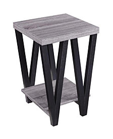 Sammy Mid-Century Modern Side Table