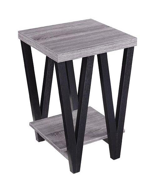 Coaster Home Furnishings Sammy Mid-Century Modern Side Table