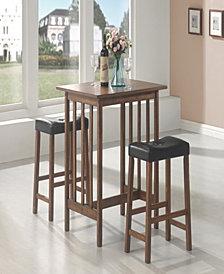 Sidney 3 Piece Table Set