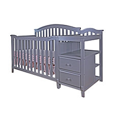 Kali 4-In-1 Crib and Changer