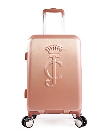 "Juicy Couture Duchess 21"" Spinner Suitcase"