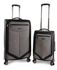 Reverse 2-Piece Luggage Set