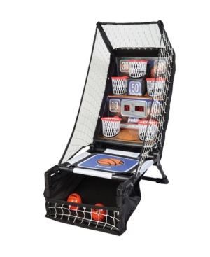 Franklin Sports Electronic Basketball Bounce Junior