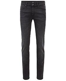 BOSS Men's Skinny Fit Super-Stretch Denim Jeans