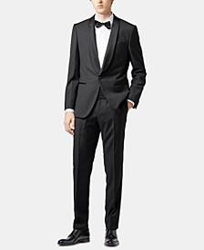BOSS Men's Slim Fit Virgin Wool Tuxedo