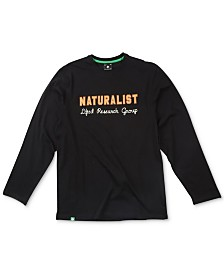 LRG Men's Naturalist Graphic T-Shirt