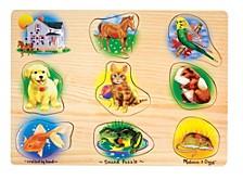 Pets Sound Puzzle