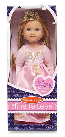 """Celeste - 14"""" Princess Doll"""