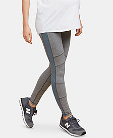 Motherhood Maternity Jersey Leggings
