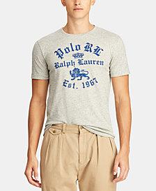 Polo Ralph Lauren Men's Custom Slim Fit Cotton T-Shirt