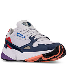 adidas Women's Originals Falcon Casual Sneakers from Finish Line