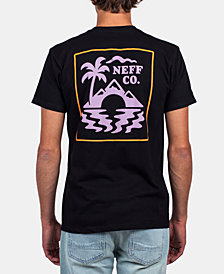 Neff Men's Island Graphic T-Shirt
