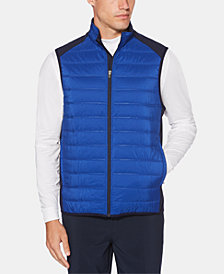 PGA TOUR Men's Ultrasonic Quilted Vest