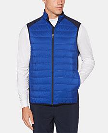 PGA TOUR Men's Ultrasonic Quilted Vest