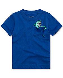 Hurley Toddler Boys Pocket Play T-Shirt