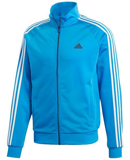 adidas Men's Essentials Tricot Track Jacket & Reviews Coats