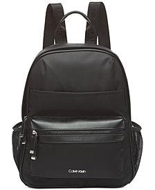 Calvin Klein Callen Nylon Backpack