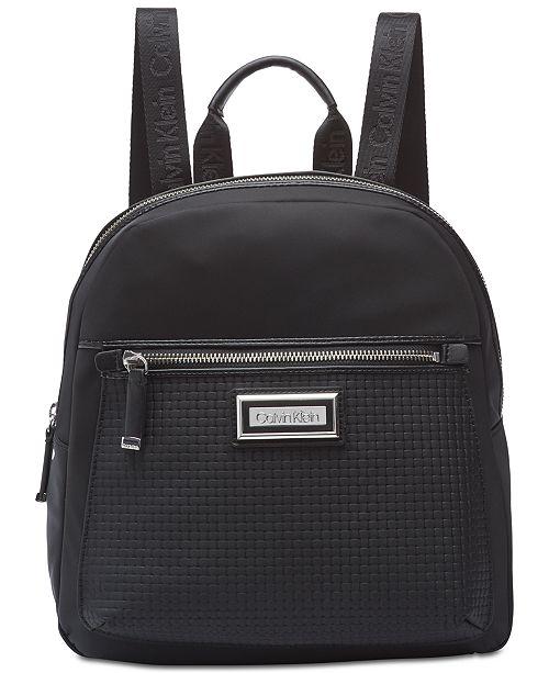 Calvin Klein Belfast Nylon Backpack