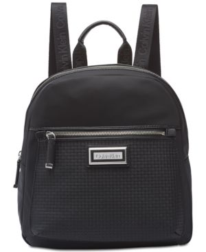 Image of Calvin Klein Belfast Nylon Backpack
