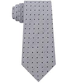Calvin Klein Men's Slim Multi-Dot Tie