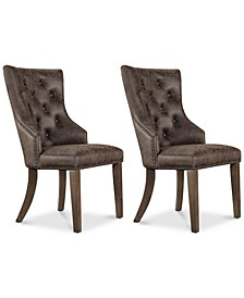 Hawkins Dining Chair (Set Of 2), Quick Ship
