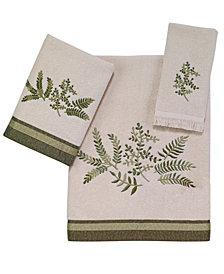 Avanti Greenwood Cotton Fingertip Towel