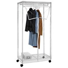 Whitmor Supreme Clothes Closet