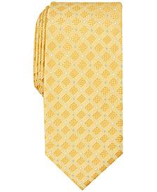 Nautica Men's Pequot Slim Grid Tie